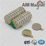 Aim Self-adhesive magnet with high quality and cheap price