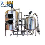 100l 500l 1000l beer fermenter fermentation tank stainless steel beer brewing equipment for brewery, pub estaurant