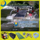 New Product for 2015 Hengchuan Gold Dredging Boat/Gold Suction Dredge for Sale
