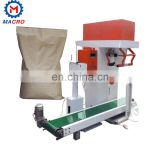 Manufacture 50kg Bag Rice Filling Packaging Machine,50kg Rice Packing Scale