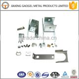 OEM factory price galvanized steel garage door bracket metal fabrication bending products
