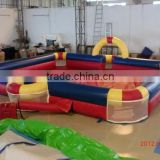 Inflatable snooker ball inflatable pool table pitch snooker for playing