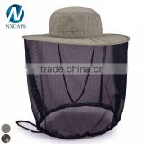 Men Women summer Outdoor Camping Hiking Fishing baseball Cap Neck Face flap Mask Hat wholesale