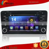 A3 android Car DVD for Audi A3 2003-2012 With Car Radio GPS WIFI/Bluetooth/TV/Radio/3G Steering Wheel Control