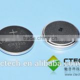 Watch battery Lithium Battery CR2335 3V button lithium battery