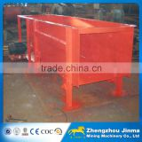 China hot sell vibrating chute feeder for mining machinery