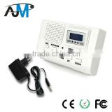 High Quality Digital Voice Recorder With LED Display , Micro Hidden Voice Recorder