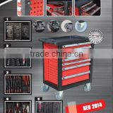 Hot sales 186 pcs high quality hand tools with aluminium case,hand tool set,master hand tool