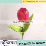 Factory wholesale real touch artificial flower mini tulip