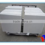 White Jade marble tile pure white marble