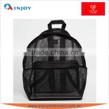 Polyester Backpack Mesh Fabric