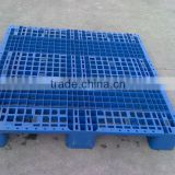 Hot sale Euro style HDPE new material with iron epal plastic pallet box