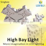 new design led block light with high efficiency led high bay light with ce rohs approved 100lm/w