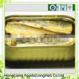 Reasonable price new crop salt pickled canned sardine fish