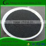 China manufacturer calcined anthracite coal FC 90% for steelmaking