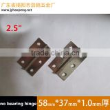 "Alibaba hot item !2.5""door pivot hinge pivot hinges for cabinets window pivot hinge"