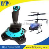 3.5ch Alloy r/c helicopter with gyro and Gravity Hand Sensor remote controller