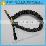 wholesale cheap round metal clips shoelace metal aglet.custom metal cord end                                                                         Quality Choice