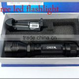 Hot Sales!! LED CREE Torch Outdoor Strong Rechargerable plastic flashing light up led glasses