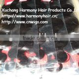 1# TOP remy human spring curl hair weaving
