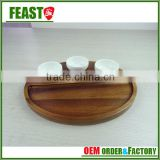 New style fashion cheap wooden plate pizza                                                                         Quality Choice