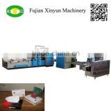 Factory price automatic box facial tissue machine production line