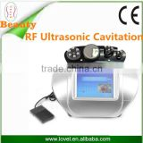 5 In 1 Cavitation Machine Hot!!! Body Shaping Machine Tripolar RF Ultrasonic Cavitation Slimming Beauty Equipment Quality Choice Skin Tightening