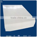 3mm thick white abs solid plastic board