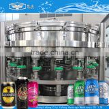 Newly launched aluminum/PET can beer canning machine/line/plant/equipment                                                                         Quality Choice