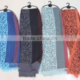 wholesale 2015 scarfs hijabs new fashion office ladies scarf printed high quality OEM manufacture