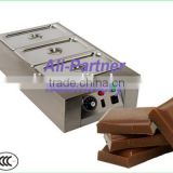 Chocolate melting machine/chocolate melting tank/chocolate melting pot from Ali-partner machinery