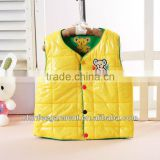 Fashion Winter Quilted Vest For Kids