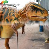 Walking with vivid realistic t rex dinosaur costume                                                                                                         Supplier's Choice