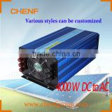 CHENF 4KW 12/24Vdc and 220Vac to 220Vac dual input modified sine wave inverter with charger