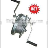 wire rope hand winch