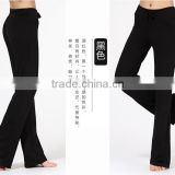 2015 female modal cotton morality pants dance sport leisure trousers yoga fat lady can wear                                                                         Quality Choice