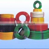 solid copper conductor copper PVC insulated lowes electrical wire prices house wire for household using with RoHS certification