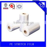 500mm x 20mic x 1500m Packaging film for machine use LLDPE Stretch film jumbo roll and Stretch film machine