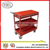 Workshop Garage Metal Tool Storage Cabinet/Tool Trolley with Handle and Wheels(KBL-T25)(OEM/ODM)
