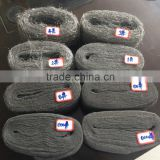 Pot stone wood cleaning polishing Steel wool soap pad,steel wool cleaning pads,steel wool scouring pads