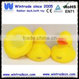 Floating rubber duck weighted with metal plate                                                                         Quality Choice
