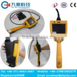 GT- 08E hand held video inspection endoscope snake scope pipe camera with DVR|snake inspection camera
