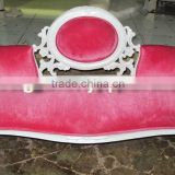 Children Furniture Set - Pink Sofa Children Sofa Furniture - Indonesia Wooden Furniture