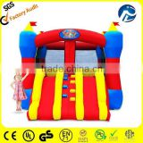 Inflatable Jumper combo/inflatable air trampoline for kids