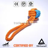 Cotton Rope Dog Pet Toy Imported From China Manufacturer                                                                         Quality Choice