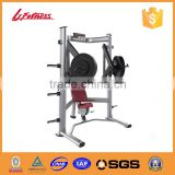 Wholesale High End Life fitness Decline Chest Press Free Weights Plate loaded gym machine for hot sale LJ-5704