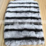 Factory Direct Sale High Quality Skin Chinchilla Fur Pelts for Coat