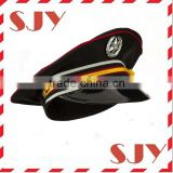 Pilot Uniform Hat wholesale custom airline pilot hat