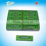 Dafa 5 sticks chewing gum,spearmint chewing gum