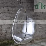 Eero Aarnio Style Hanging Ball Chair Bubble Chair